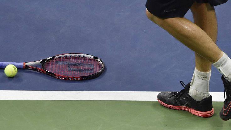 Detenidas 34 personas seis de ellas tenistas por amañar torneos de tenis
