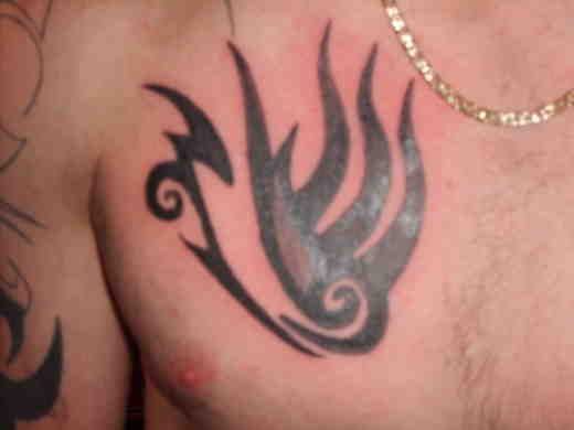 121 best images about hot men chest tattoos collection on for Peck tattoos for guys
