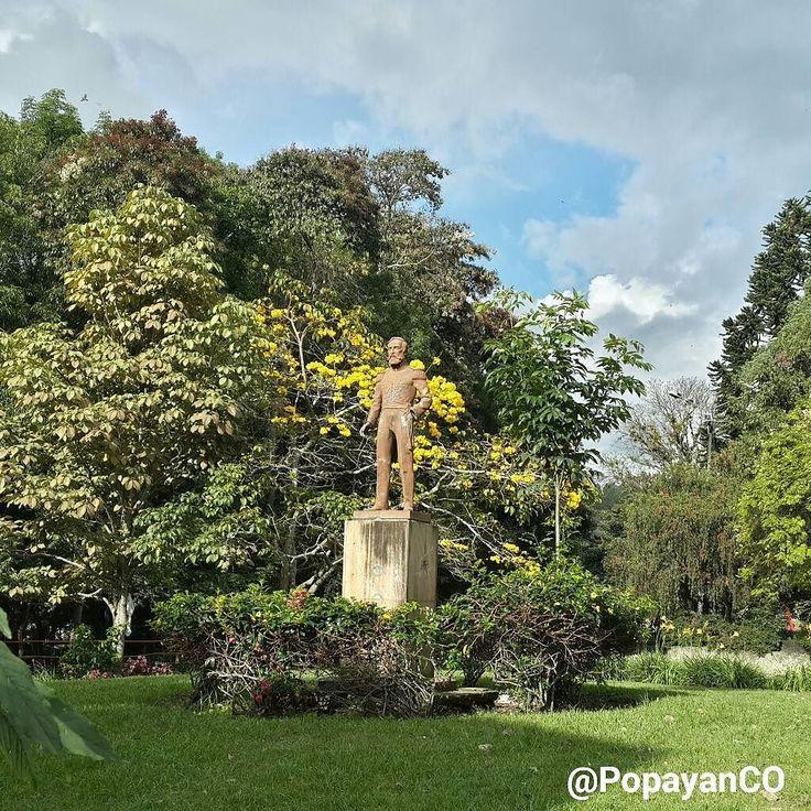 #Clima #PopayánCO min: 15ºC max: 27ºC Mañana: Cielo Parcialmente Despejado  Tarde: Cielo Parcialmente Despejado  Noche: Nublado