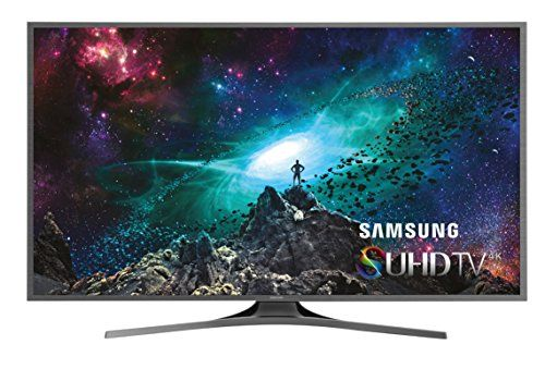 Samsung UN55JS7000 55-Inch (See Size Chart Option) 4K Ultra HD Smart LED TV (2015 Model) Rating 3.9/5 stars,  314 customer reviews