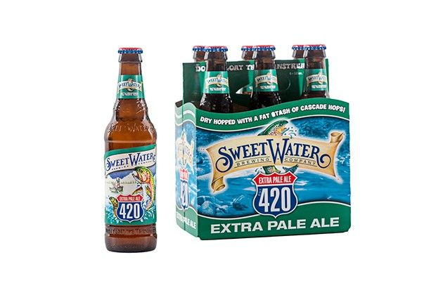 9 Low Carb Beers Under 200 Calories Beer Sweetwater Beer Healthy Drinks Recipes