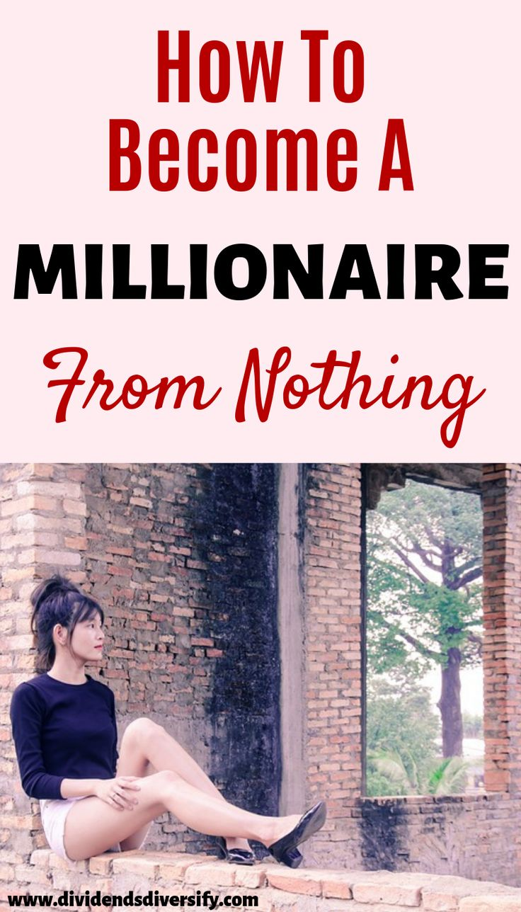 How To Become A Millionaire From Nothing – Geld