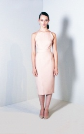 Dolly Dress with pencil skirt