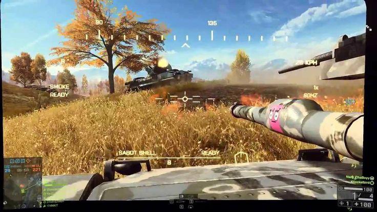Battlefield 4 Funny Second Assault Moments 7 - Hurricane Simulator. Wall...
