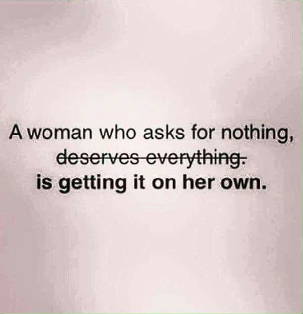 Exactly.. You want something done??? Do it your damn self because no on is going to help you. No one cares.