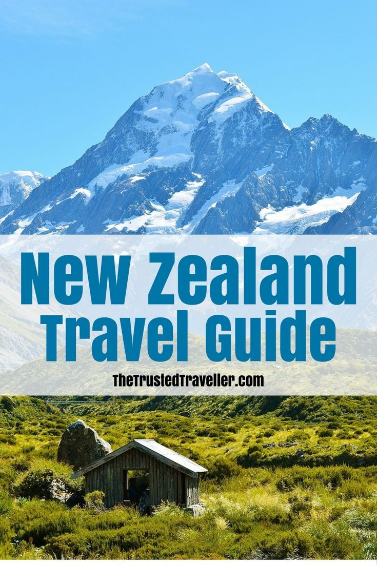 Epic scenery awaits you in New Zealand. Our travel guide contains everything you will need to get your New Zealand travel planning started. - New Zealand Travel Guide - The Trusted Traveller