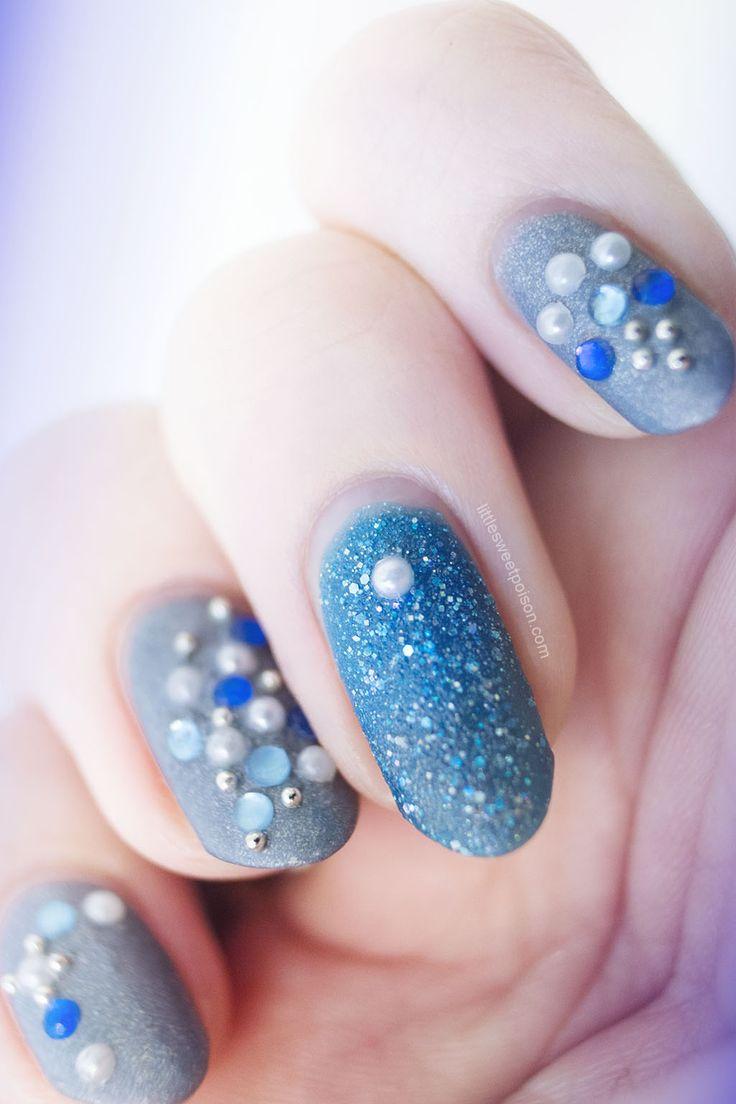 nail art with diamond | turquoise nail polish naio nails ridges on nails nail manicure fungal nail infections nail disorders ridged nails