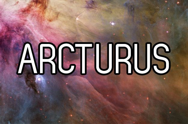 19 Beautiful Baby Names Inspired By Space