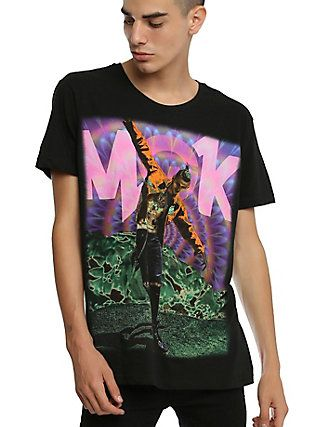 Machine Gun Kelly Psychedelic MGK T-Shirt,