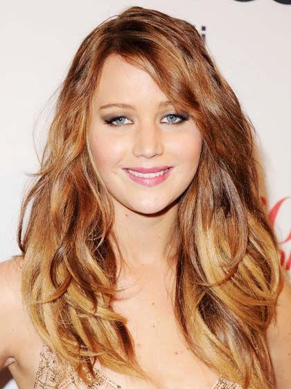 Top 5 Hairstyles or Looks Of Women in Their 20's -Jenefer Lawrence