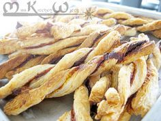 Marmite Vegan Cheese Straws | The Miss Kitchen Witch Recipe Blog - Would make with vegemite instead. Yum!