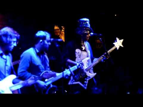 Bernie Worrell Orchestra with Bootsy Collins - Funk Medley