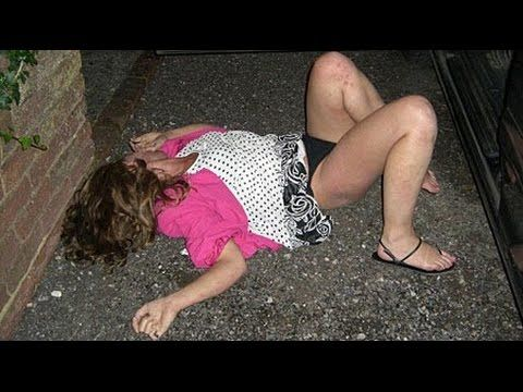 Video Drunk Funny Compilation 2014