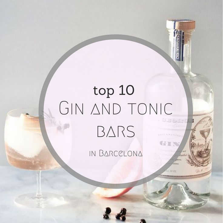Barcelona is the gin and tonic capital of the world. Don't waste a second trying to find the best cocktail places when you could be sipping on one.