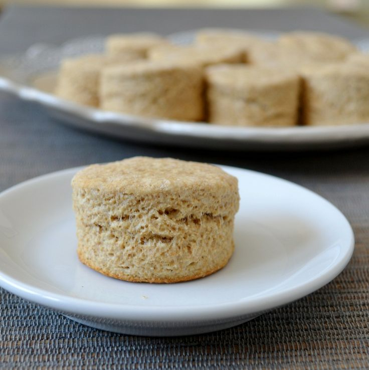 Whole Wheat Yogurt Biscuits for 7 Cents Each