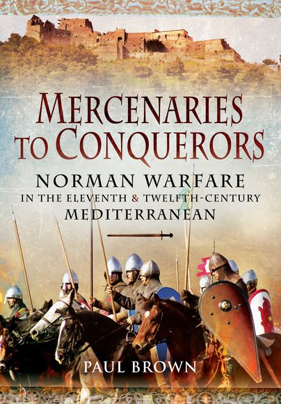 If Medieval History is something of your interest, check out this new release entitled 'Mercenaries to Conquerors' today. #Books4Friday  http://www.pen-and-sword.co.uk/Mercenaries-to-Conquerors-Hardback/p/12141