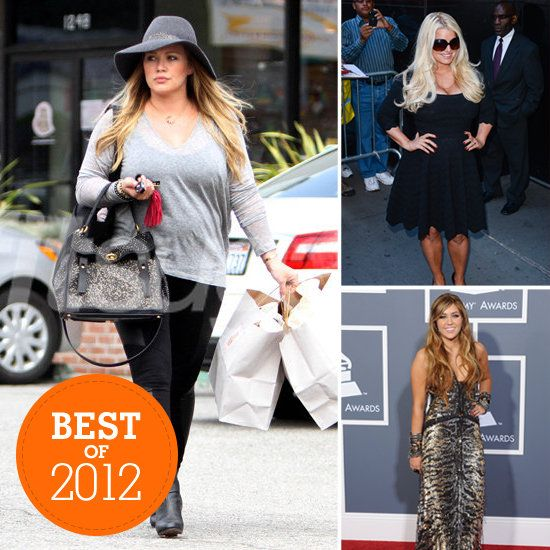 Before And After The Biggest Celebrity Weight Loss Stories Of 2012