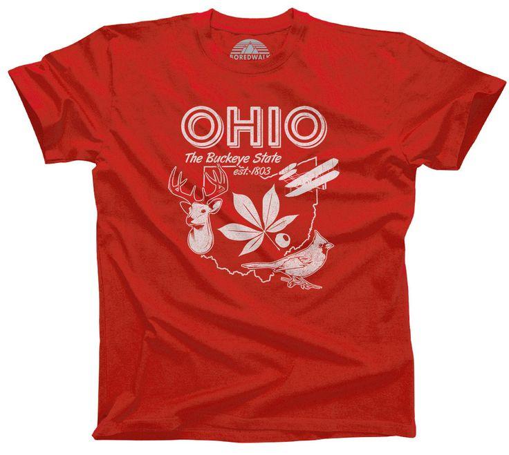 Men's Vintage Ohio State T-Shirt