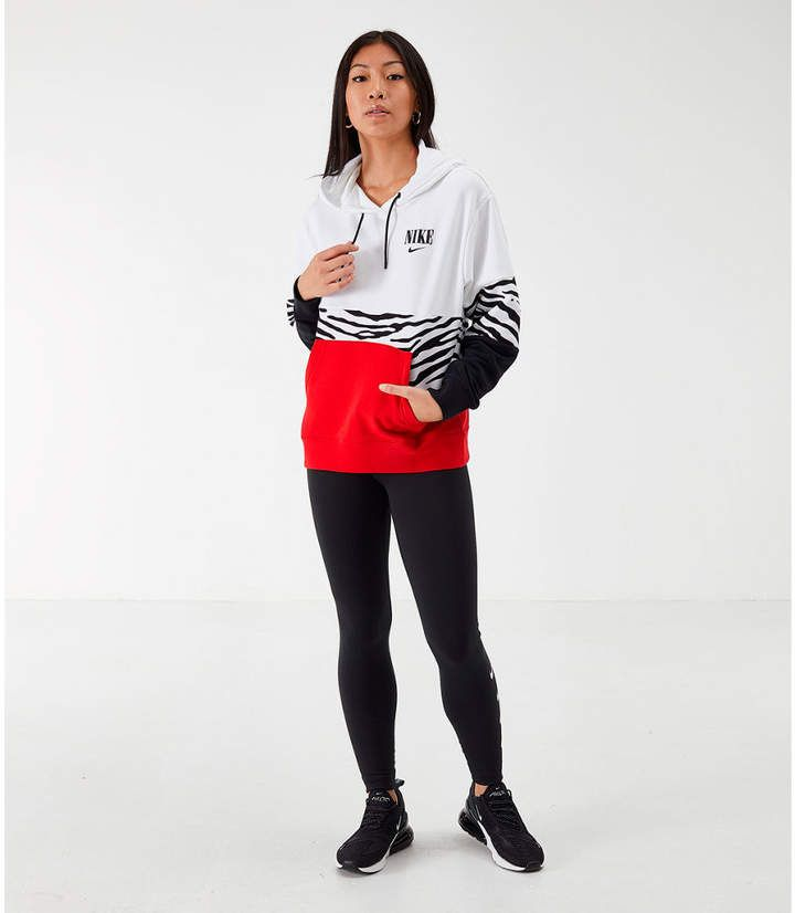Nike Women's Sportswear Essential Animal Graphic French
