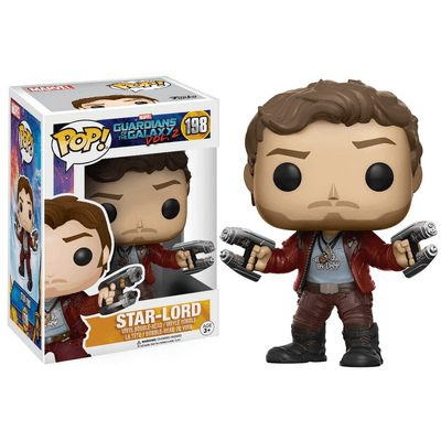 Figurine POP Les Gardiens de la Galaxie vol.2 Star Lord