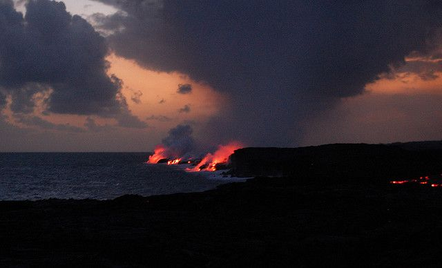 how to prepare for volcanoes Earthquakes, tsunami and volcanic eruptions can occur at any time and often  without warning, although  talk with your family and prepare an emergency  plan.