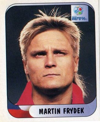 Martin Frýdek - EURO96