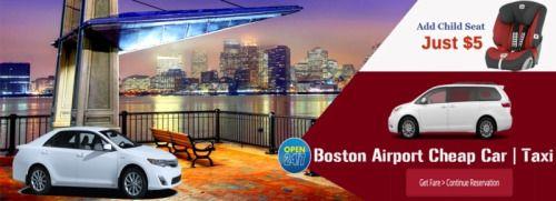 Boston Airport Transportation |  Boston Car Service