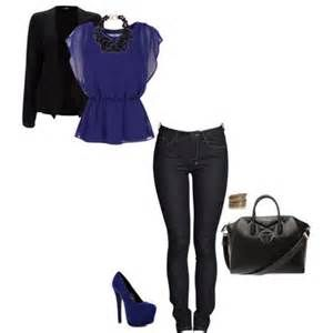 Cute outfit I would wear to an OKC Thunder game!