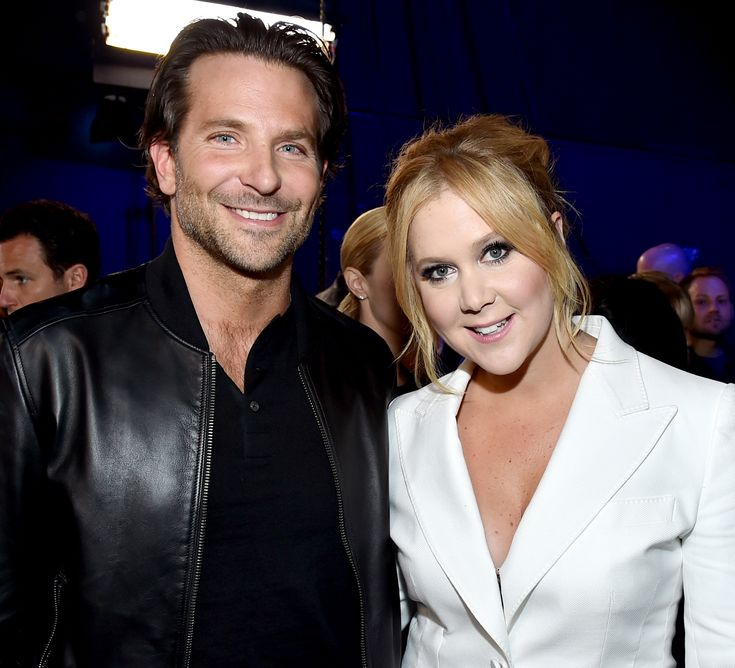 """Bradley Cooper on """"Engagement"""" to Amy Schumer: """"I Thought It Was Going to Be a Secret!"""" from InStyle.com"""