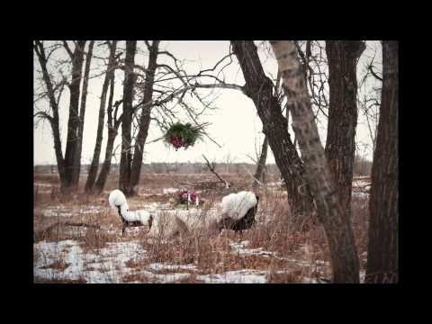 Calgary wedding photographer | Winter wedding ideas with @flowersbyjanie & Karakai Design | Behind-the-scenes at a photo shoot