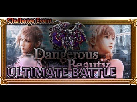 [FFRK] FFXIII-2 Dangerous Beauty | Serah - Abyssal Wings (Ultimate) #390