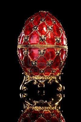 Russian Imperial Fabergé egg. http://www.wallsloveart.co.uk
