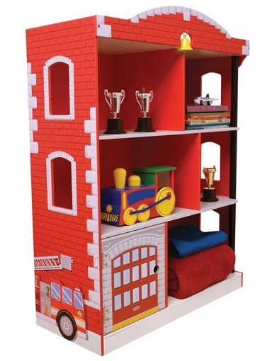 Fire Station Bookcase