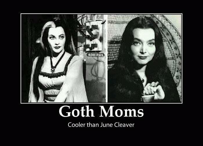 Goth Moms...
