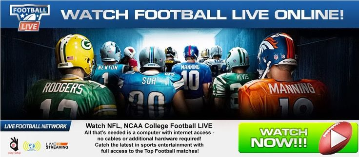 Watch NFL games - You can watch live nfl games 2016 for free online - including the playoffs without paying a huge cable bill every month.
