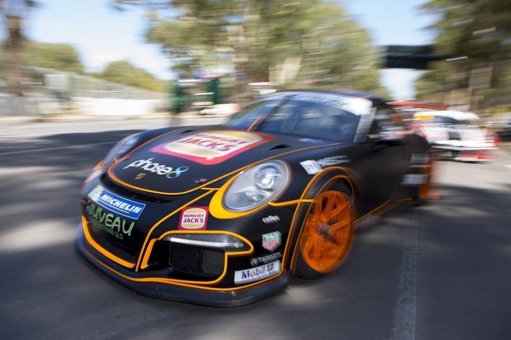 Round 1 of the 2017 Porsche Carrera Cup