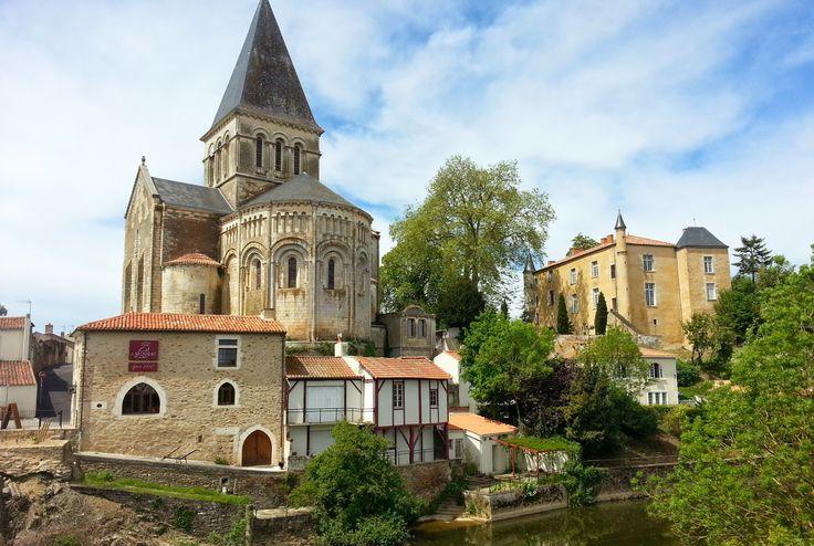Biketrips en France: Nantes - La Rochelle - Nantes : 365km en 2 jours - J2