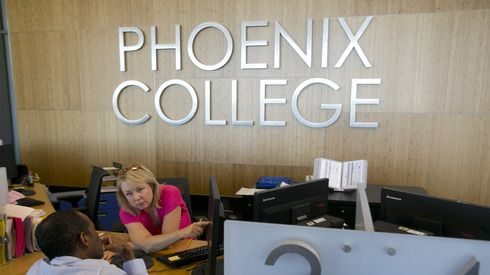 Phoenix College recently launched its first capital campaign focused on fine arts.