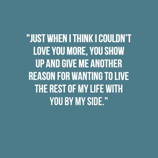 Cute Love Quotes For Her: 25+ Best Romantic Quotes For Her On Pinterest