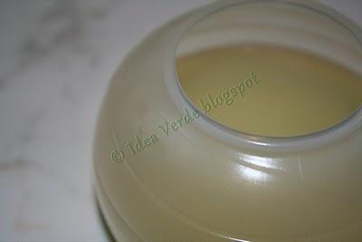 Homemade laundry soap >> Sapone liquido lavatrice homemade