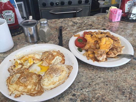 The Cracked Egg Cafe, Galloway – Images & Restaurant Critiques – Order On-line Meals…