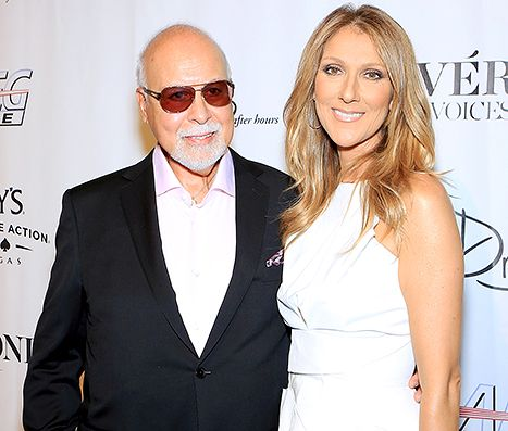 "Celine Dion: My Husband Is ""a Champion,"" ""I Loved Him All My Life"" - Us Weekly"