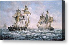 "Action Between U.s. Sloop-of-war 'wasp' And H.m. Brig-of-war 'frolic' by Richard Willis  - Action Between U.s. Sloop-of-war 'wasp' And H.M.Brig-of-War ""Frolic"" 1812 by Richard Willis ...google --for sale fineartamerica.com"