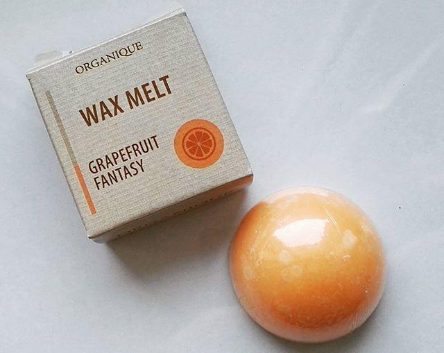 boski zapach  #organique #grapefruit #waxmelts