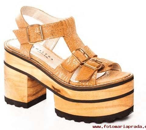 Sandalias Zapatos Plataforma Alta Verano 2017 Doradas Beige - Dorado Zapatos Mujer Pyar6gc7