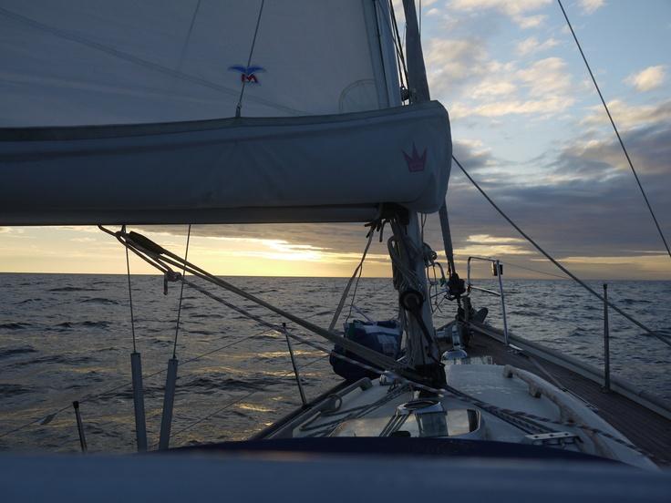 S/Y Dolphin Dance sailing blog | a Finnish Hallberg-Rassy 29 sailing in the Northern Europe: The last leg from Djupviken to Kustavi