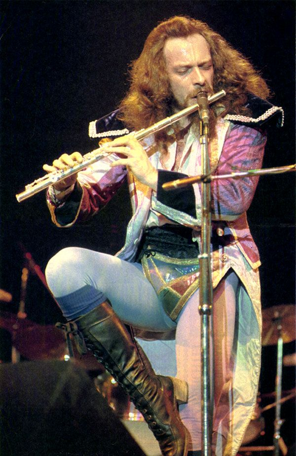 Ian Anderson...great musician and performer.