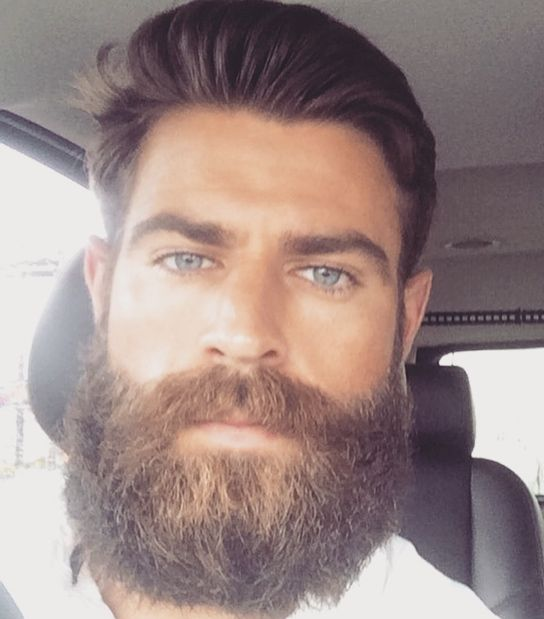 Good Looking Loser Online Forum: Why you shouldn't be scared to grow a beard.  (1/2) | Beards in 2018 | Pinterest | Bearded men, Hair and beard styles and  ...