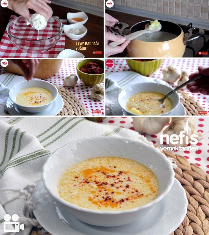 Patates Çorbası Nasıl Yapılır