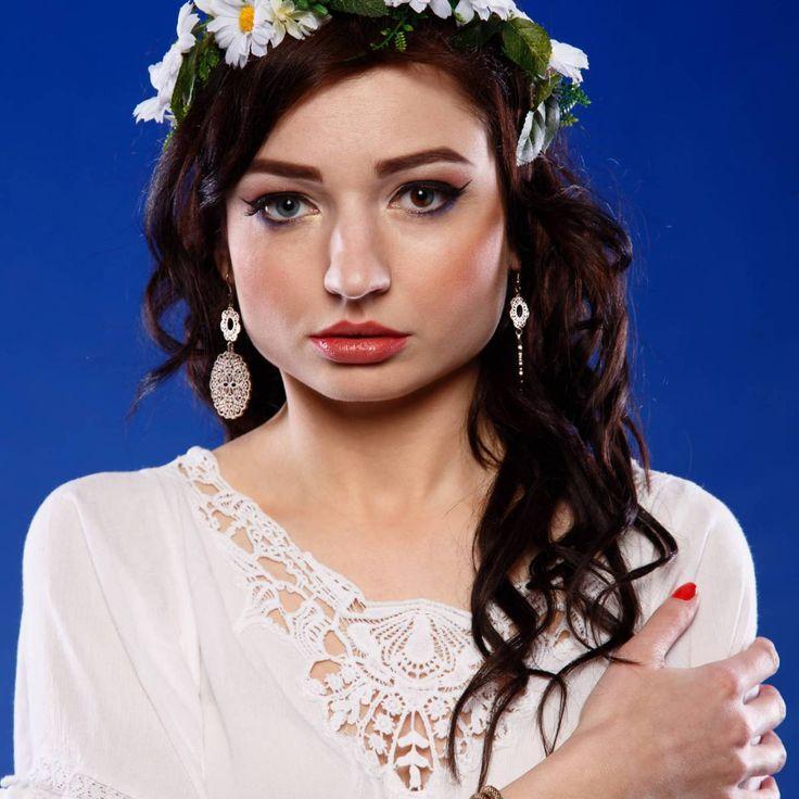 make up: Makeup For You Kinga Chodyna modelka: Katherina